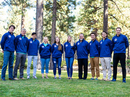 2018-19 Student Government for SNU Tahoe